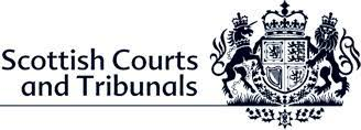 Scottish Coutrst and Tribunals logo